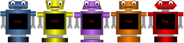 AllRobots